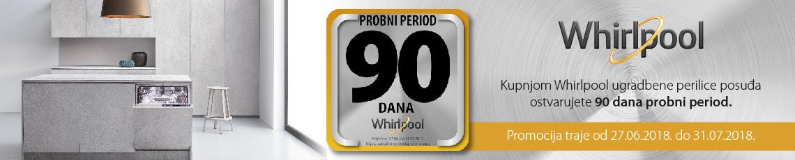 90 dana probnog roka Whirlpool