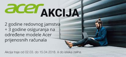 acer akcija ožujak 2018