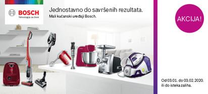 Akcija Bosch MKA siječanj