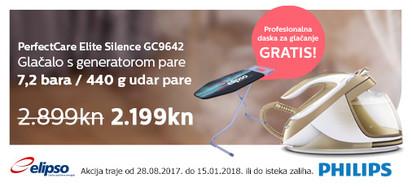 akcija philips gc9642 i daska gratis