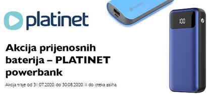 akcija platinet powerbank