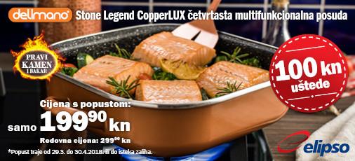 akcija stone legend copperlux