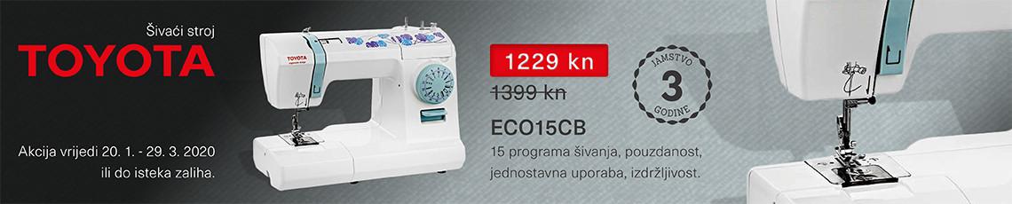 akcija toyota eco15cb