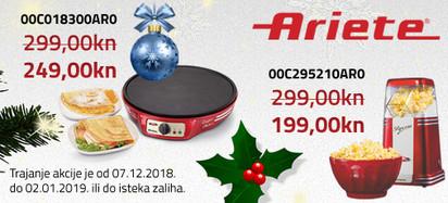 ariete - party time zimska akcija