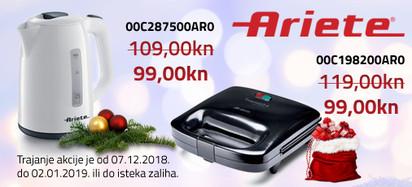 Ariete - winter akcija 2018.
