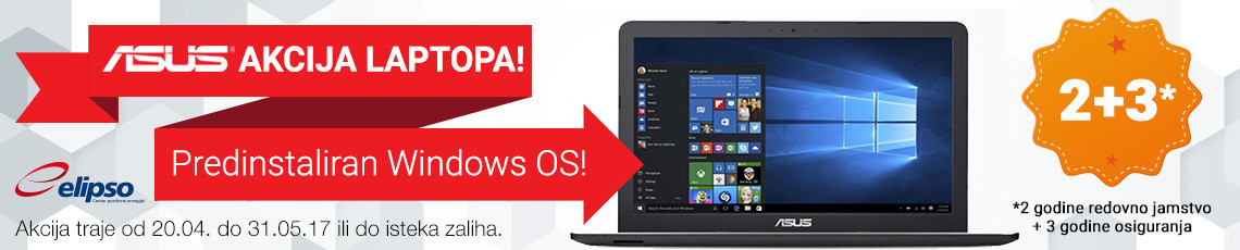 asus akcija windows10 proljece s 2017