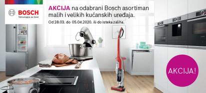 Bosch akcija proljeće 2020