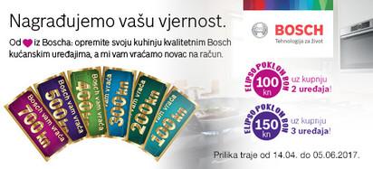 Bosch cashback i poklon bon