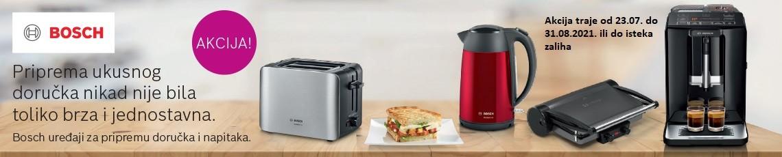 Bosch ljetna akcija doručak
