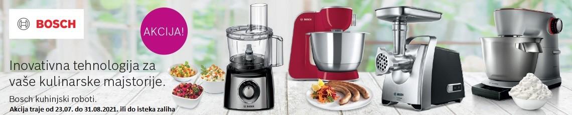 Bosch ljetna akcija eksperti u kuhinji