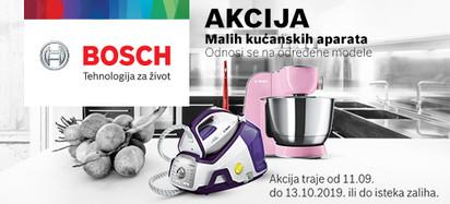 Bosch mali kućanski akcija