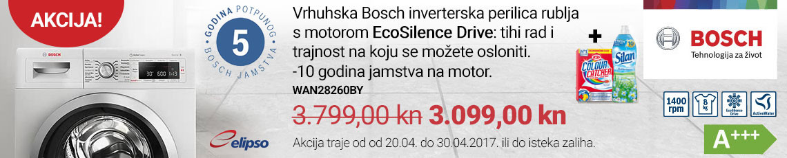 bosch perilica wan28260by