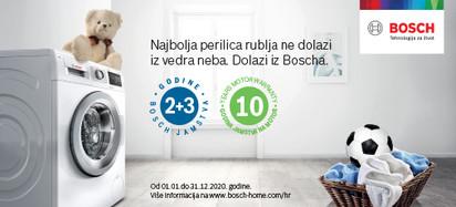 Bosch perilice i perilice-sušilice 2+3