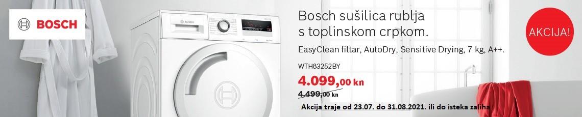 Bosch sušilica ljetna akcija