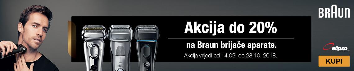 braun brijači aparati 9