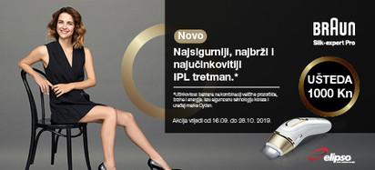 Braun IPL 9 mjesec