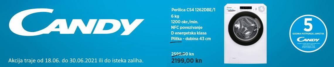 Candy CS4 1262DBE