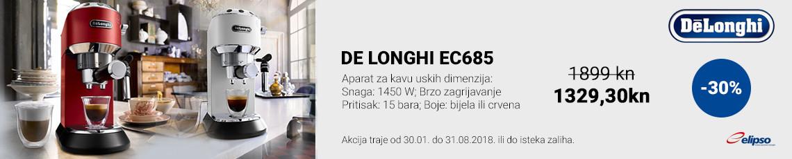de longhi akcija ec685