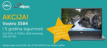Dell Akcija Vostro 3584 Listopad 2019