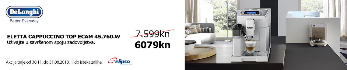 delonghi akcija ecam 45.760.w