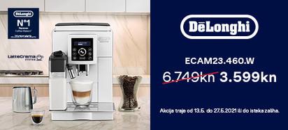delonghi ecam23.460.w akcija svibanj