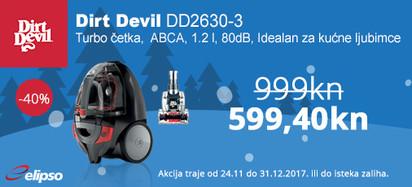 dirt devil  bibox dd2630-3 akcija