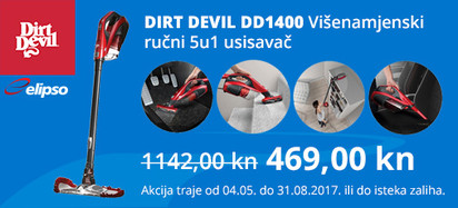 dirt devil akcija dd1400