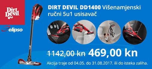 dirt devil akcija dd1400