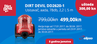 dirt devil akcija dd2620-1