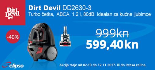dirt devil akcija dd2630-3
