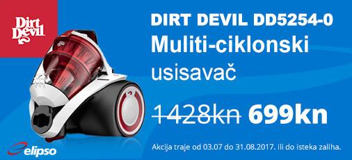 dirt devil dd5254-0 akcija