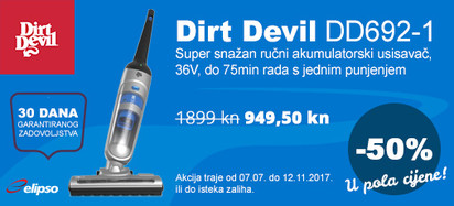 dirt devil dd692-1 akcija 50 posto