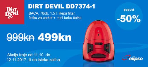 dirt devil dd7374-1 akcija