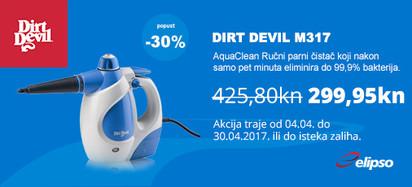 dirt devil m317 akcija