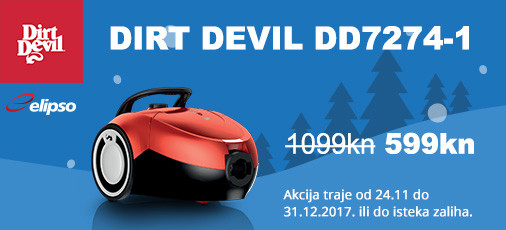 dirt devil Rebel dd7274-1 akcija