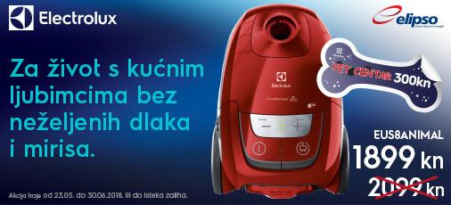 electrolux eus8animal akcija