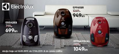 electrolux super akcijsko čišćenje