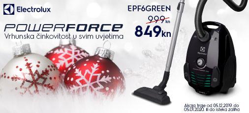 epf6green electrolux akcija u elipsu