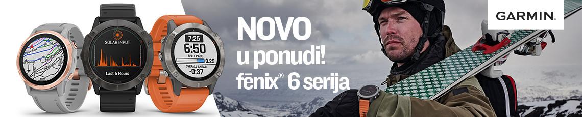 garmin fenix 6 serija