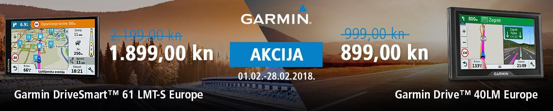 garmin - akcija cesta veljaca 2018.