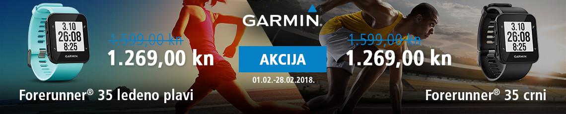 garmin - akcija fitness veljaca 2018.