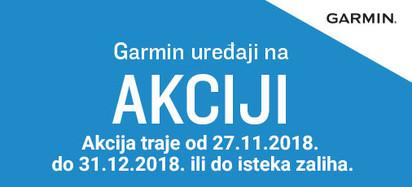 Garmin - prosinac 2018