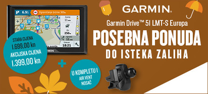 garmin-rasprodaja drive 51 lmt-s+airvent