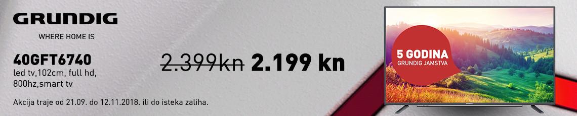 grundig 40gft6740 akcija  2018