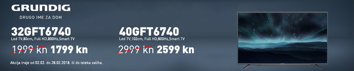 grundig serija gft6740 akcija 2018