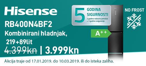hisense rb400n4bf2 akcija 2019