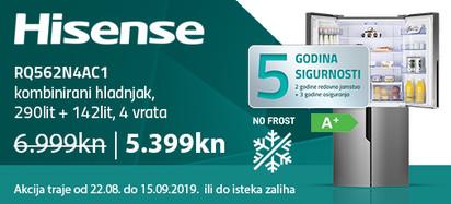 Hisense rq562n4ac1 akcija kolovoz 2019
