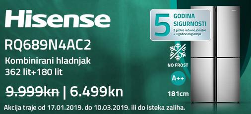 hisense rq689n4ac2 akcija 2019