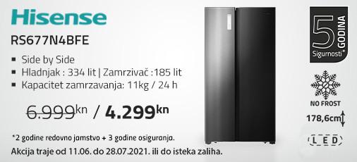 hisense rs677n4bfe akcija lipanj 2021