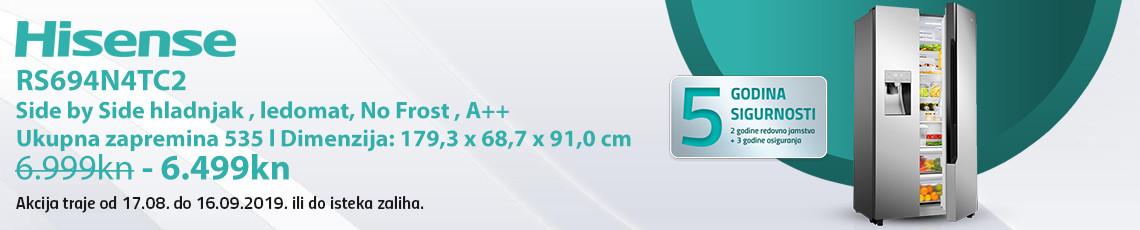 hisense rs694n4tc2 akcija kolovoz